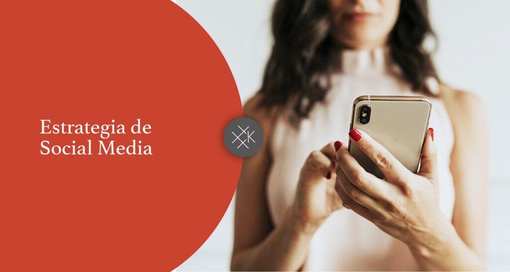 Estrategia de Social Media